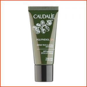 CAUDALIE Polyphenol [C15] Anti-Wrinkle Eye & Lip Cream 0.5oz, 15ml